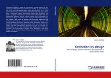 Buchcover von Extinction by design