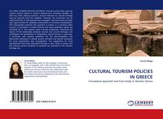 Bookcover of CULTURAL TOURISM POLICIES IN GREECE