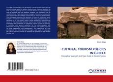 CULTURAL TOURISM POLICIES IN GREECE的封面