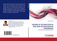 Bookcover of WOMEN IN TECHNOLOGICAL AND NON-TECHNOLOGICAL ENTERPRISES