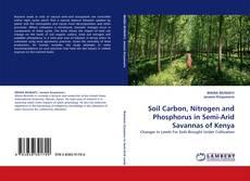 Borítókép a  Soil Carbon, Nitrogen and Phosphorus in Semi-Arid Savannas of Kenya - hoz