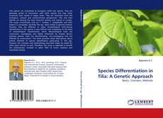 Bookcover of Species Differentiation in Tilia: A Genetic Approach