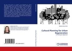 Bookcover of Cultural Planning for Urban Regeneration