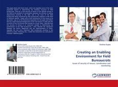 Copertina di Creating an Enabling Environment for Field Bureaucrats