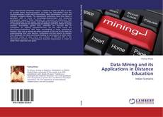 Buchcover von Data Mining and its Applications in Distance Education