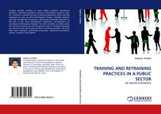 Обложка TRAINING AND RETRAINING PRACTICES IN A PUBLIC SECTOR