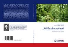 Gall forming rust fungi的封面