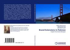Capa do livro de Brand Extensions in Pakistan