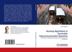 Routing Algorithms In Survivable Telecommunication Networks kitap kapağı