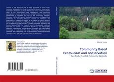 Bookcover of Community Based Ecotourism and conservation