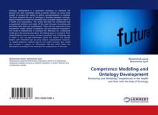Capa do livro de Competence Modeling and Ontology Development