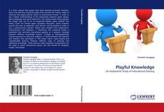 Copertina di Playful Knowledge