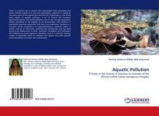 Обложка Aquatic Pollution