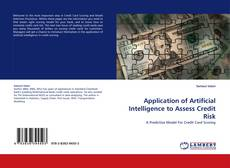 Portada del libro de Application of Artificial Intelligence to Assess Credit Risk