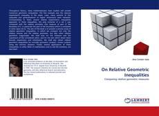 Capa do livro de On Relative Geometric Inequalities