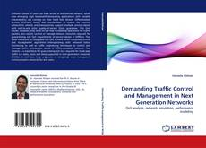 Обложка Demanding Traffic Control and Management in Next Generation Networks