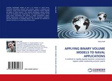 Buchcover von APPLYING BINARY VOLUME MODELS TO NAVAL APPLICATIONS