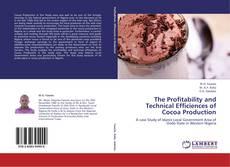 Borítókép a  The Profitability and Technical Efficiences of Cocoa Production - hoz