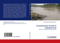 Bookcover of Contamination of soils in industrial area