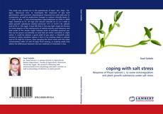 Borítókép a  coping with salt stress - hoz