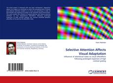 Buchcover von Selective Attention Affects Visual Adaptation