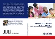 Bookcover of LEADERSHIP STYLE AND SCHOOL CLIMATE