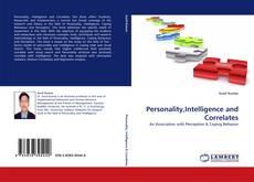 Обложка Personality,Intelligence and Correlates