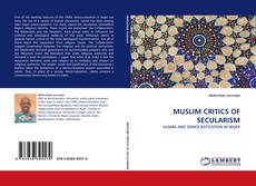 Buchcover von MUSLIM CRITICS OF SECULARISM