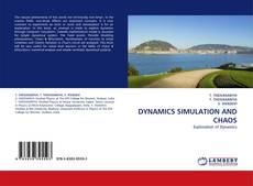 Capa do livro de DYNAMICS SIMULATION AND CHAOS