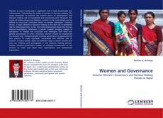 Bookcover of Women and Governance