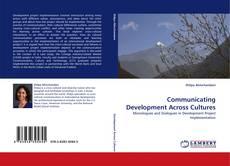 Buchcover von Communicating Development Across Cultures