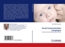Bookcover of Social Communication Campaigns
