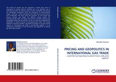 Bookcover of PRICING AND GEOPOLITICS IN INTERNATIONAL GAS TRADE
