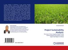 Bookcover of Project Sustainability Analysis: