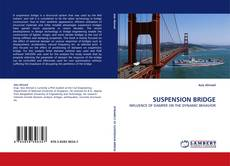 Copertina di SUSPENSION BRIDGE