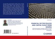 Buchcover von FINANCIAL SECTOR POLICIES AND CAPITAL FLIGHT FROM NIGERIA