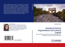 Bookcover of Immigrant Service Organizations and Cultural Capital