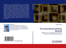 Capa do livro de The Generalized Splitting Method