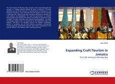 Bookcover of Expanding Craft Tourism in Jamaica