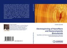 Capa do livro de Electrospinning of Nanofibers and Nanocomposite Biomaterials