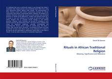 Bookcover of Rituals in African Traditional Religion