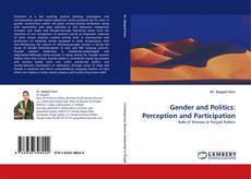 Bookcover of Gender and Politics: Perception and Participation