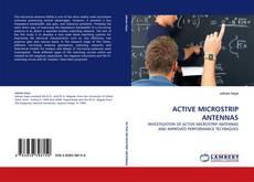 ACTIVE MICROSTRIP ANTENNAS kitap kapağı