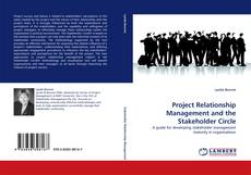 Project Relationship Management and the Stakeholder Circle kitap kapağı