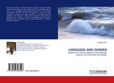 LANGUAGE AND GENDER kitap kapağı