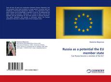 Bookcover of Russia as a potential the EU member state
