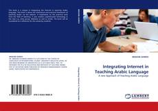 Capa do livro de Integrating Internet in Teaching Arabic Language