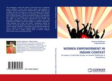 Bookcover of WOMEN EMPOWERMENT IN INDIAN CONTEXT