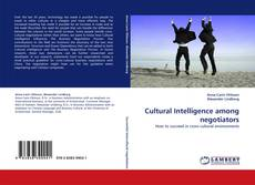 Bookcover of Cultural Intelligence among negotiators