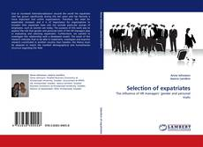 Bookcover of Selection of expatriates